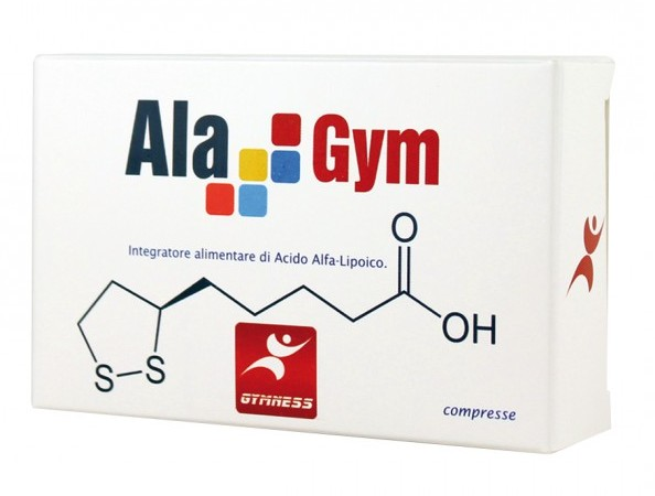 Ala Gym – Integratore Acido Alfa Lipoico