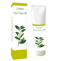 Crema Antisettica Al Tea Tree Oil
