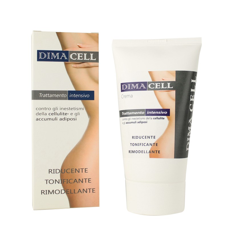Crema Trattamento Cellulite DIMACELL - Natural Beauty