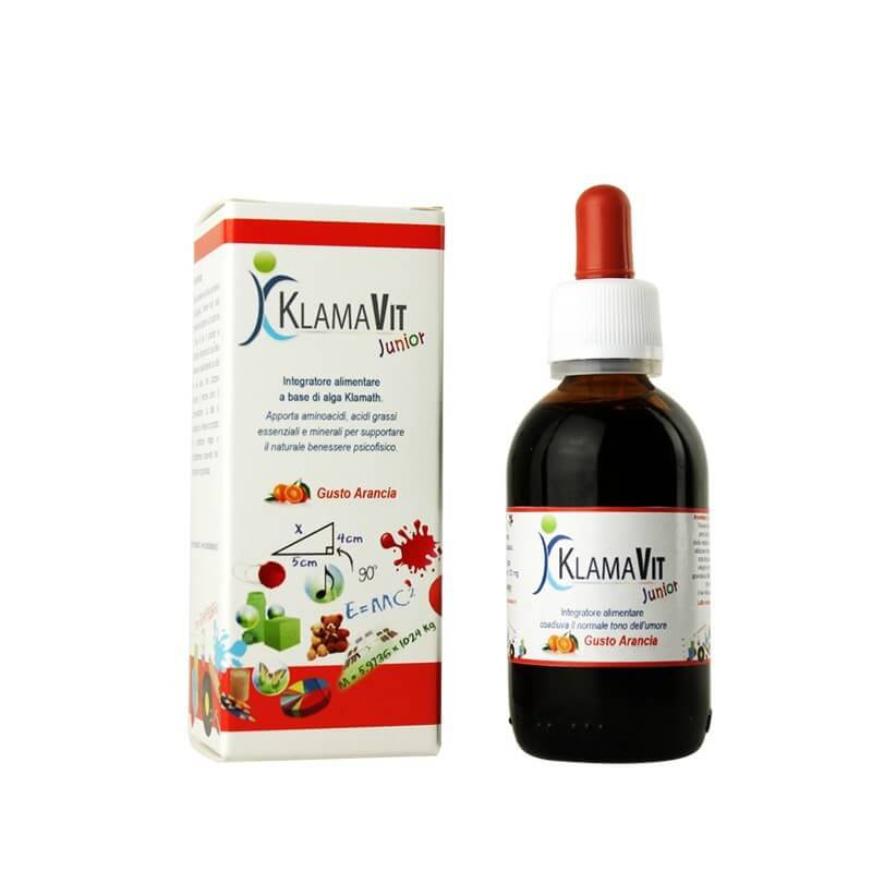 Klamavit Junior - Crescita Del Bambino - Natural Beauty